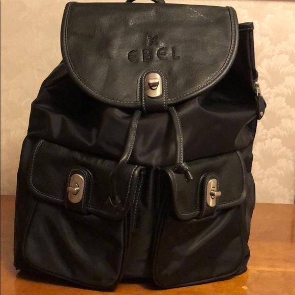 7ff240a246 Ebel/Nino Cerruti Bags | Ebel Backpack | Poshmark